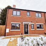 Completion at Ebrook Road