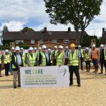 Oak Tree Close, Bearley - Rural Housing Week