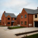 Completion of 9 Dwellings at Sherwood Lane, Worcester